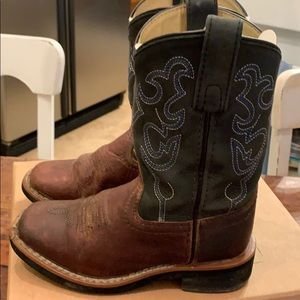 Other - Little boy cowboy boots size 11